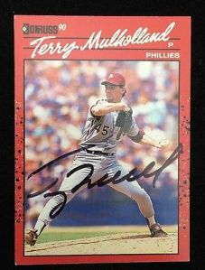 1990 Terry Mulholland