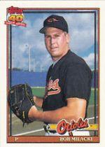 1991 Bob Milacki