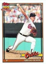 1991 Gregg Olson
