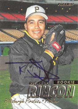 1997 Ricardo Rincon