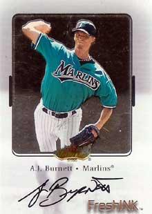 2001 A J Burnett