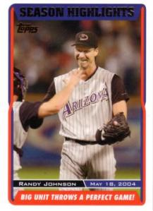 2004 Randy Johnson 1