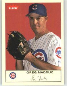 2005 Greg Maddux