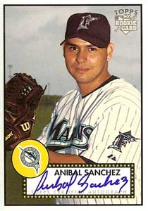 2006 Anibal Sanchez