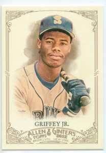 2008 Ken Griffey Jr.