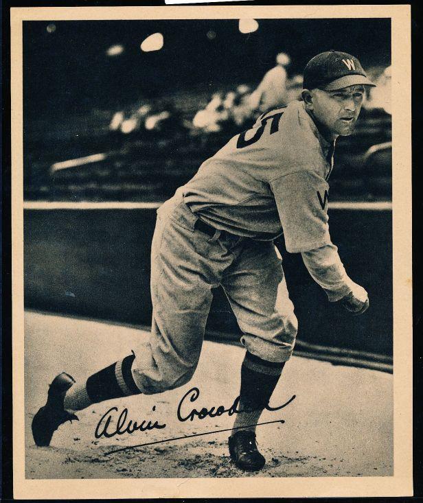 Alvin Crowder