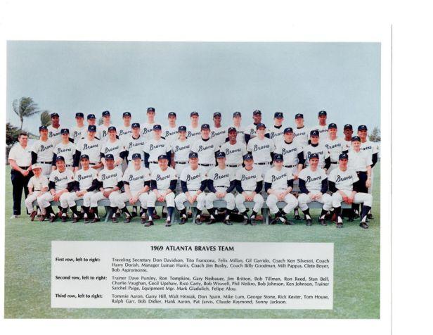 Atlanta Braves 1969