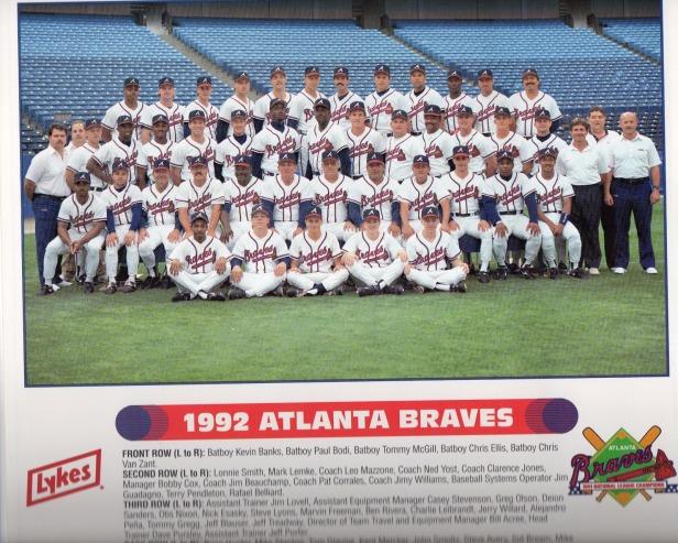Atlanta Braves 1992