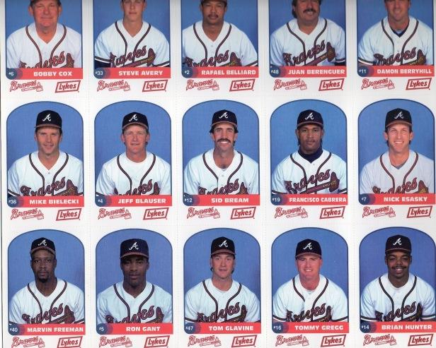 Atlanta Braves 1996