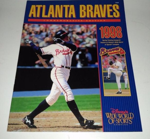 Atlanta Braves 1998