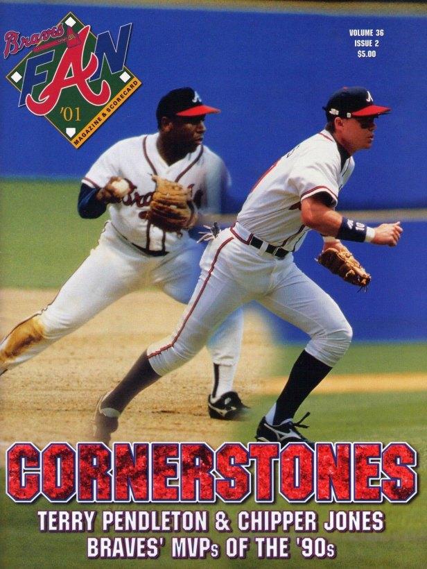 Atlanta Braves 2001