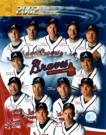 Atlanta Braves 2002