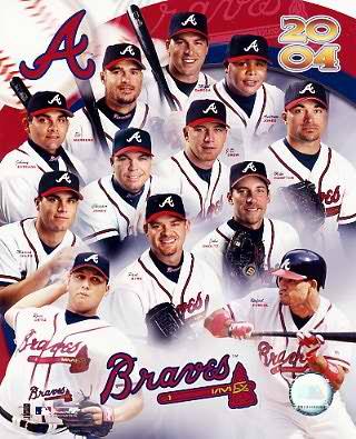 Atlanta Braves 2004