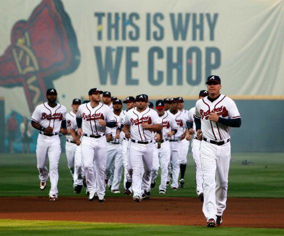 Atlanta Braves 2012