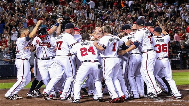 Atlanta Braves 2013