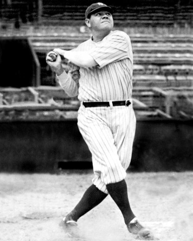 Babe Ruth 12