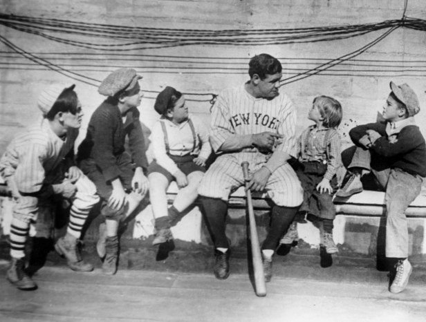 Babe Ruth 17