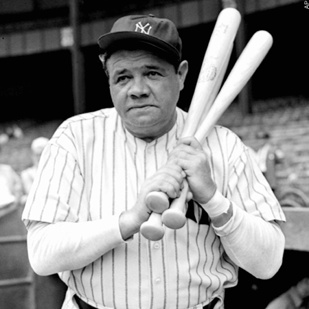 Babe Ruth 4