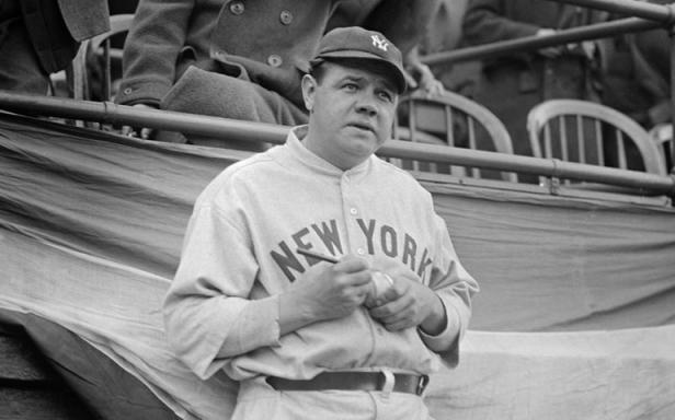 Babe Ruth 7