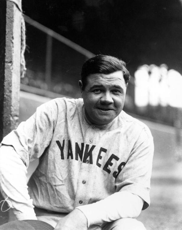 Babe Ruth 9