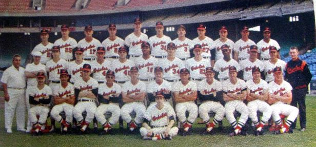 Baltimore orioles 1966