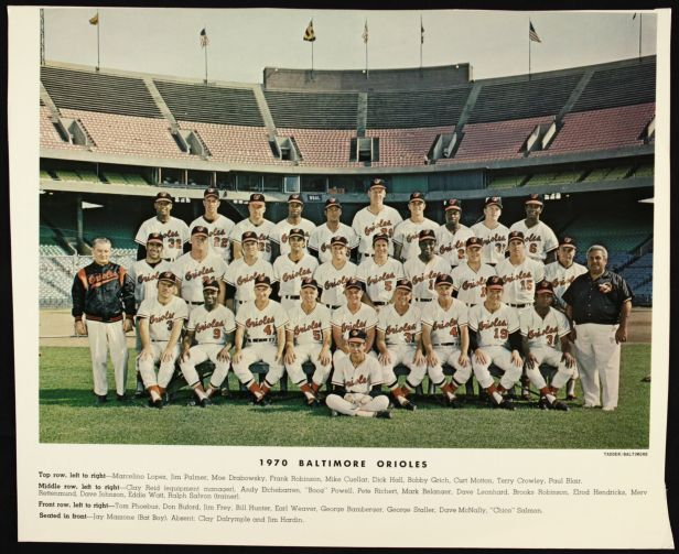 Baltimore Orioles 1970