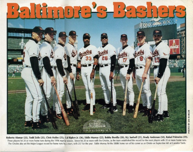 Baltimore Orioles 1996