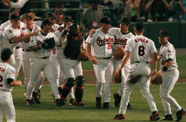 Baltimore Orioles 1997