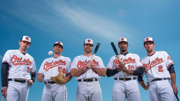 Baltimore Orioles 2016