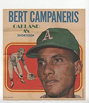 Bert Campaneris 8