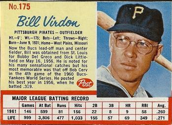 Bill Virdon 2