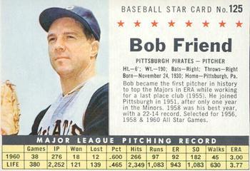 Bob Friend 2
