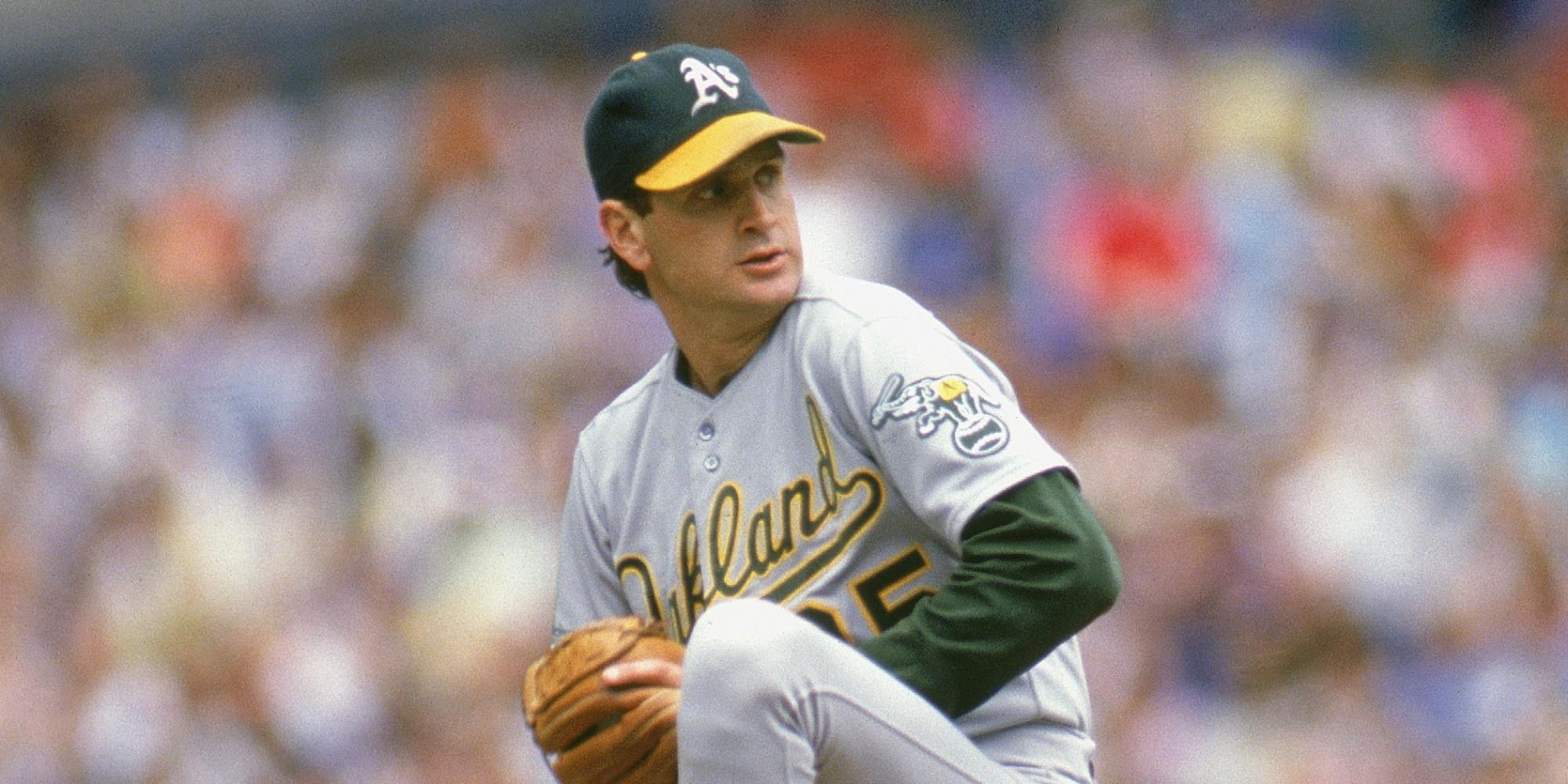 Bob Welch - Oakland Athletics