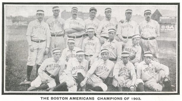 Boston Americans 1903