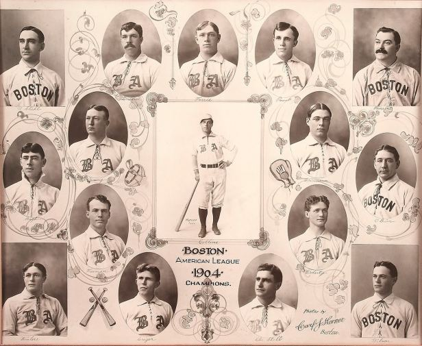 Boston Americans 1904