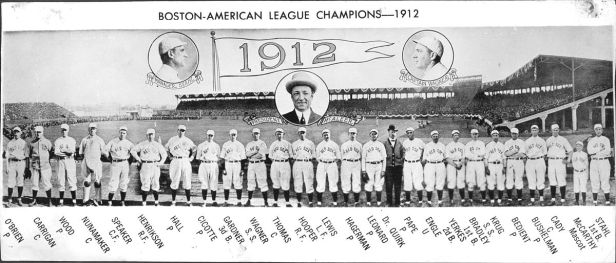 Boston Red Sox 1912