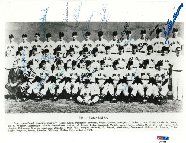 Boston Red Sox 1946