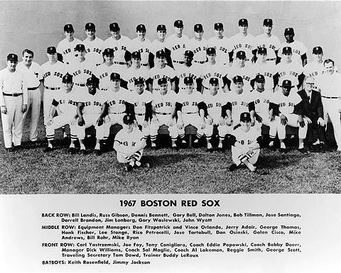 Boston Red Sox 1967