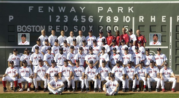 Boston Red Sox 2005