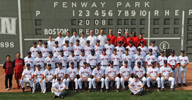 Boston Red Sox 2008