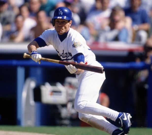 Brett Butler Dodgers