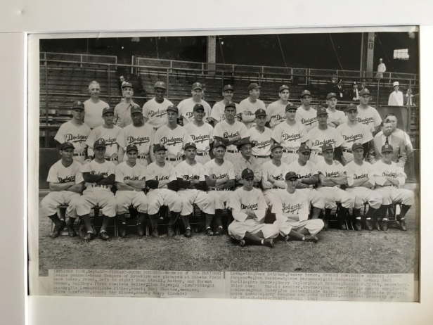 Brooklyn DOdgers 1947