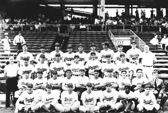 Brooklyn Dodgers 1949