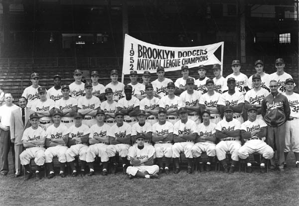 Brooklyn Dodgers 1952