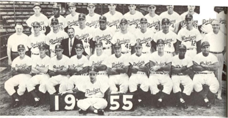 Brooklyn Dodgers 1955
