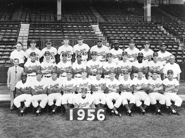 Brooklyn Dodgers 1956
