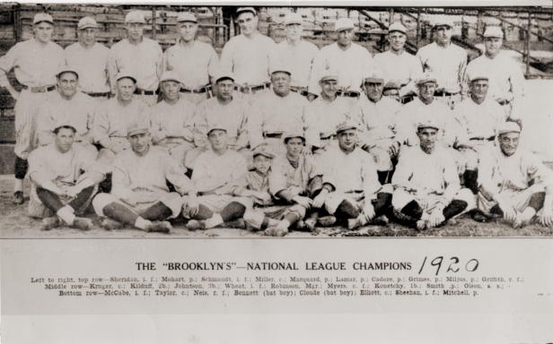 Brooklyn Robins 1920