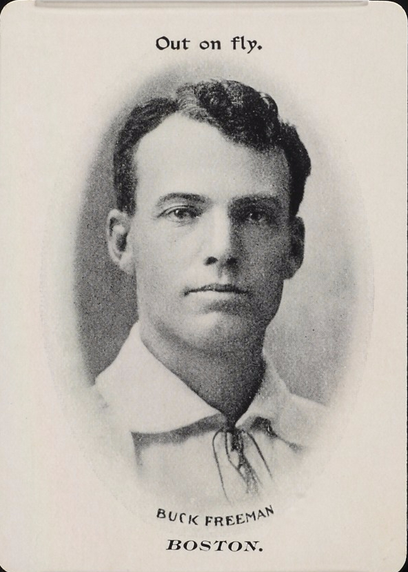 Buck Freeman 7
