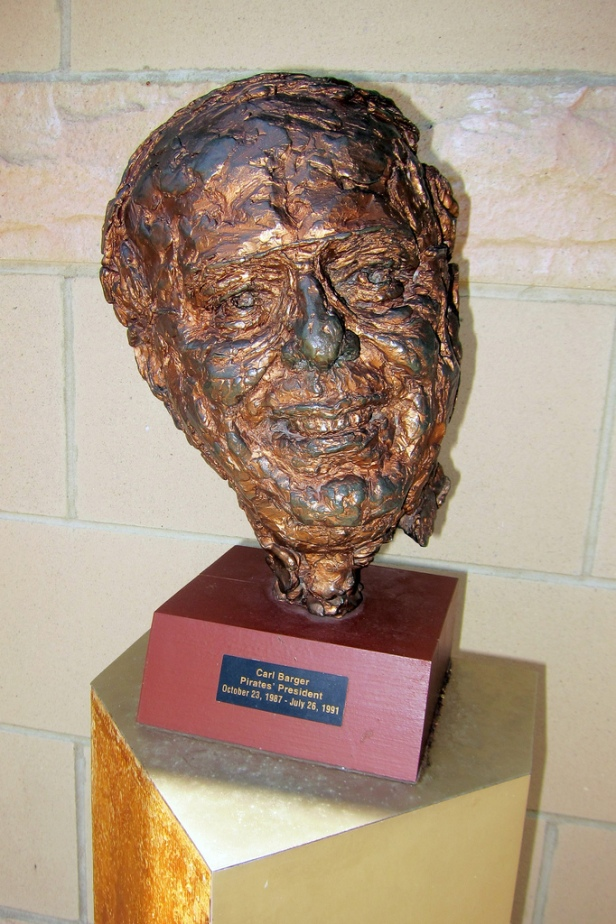 Carl Barger Statue