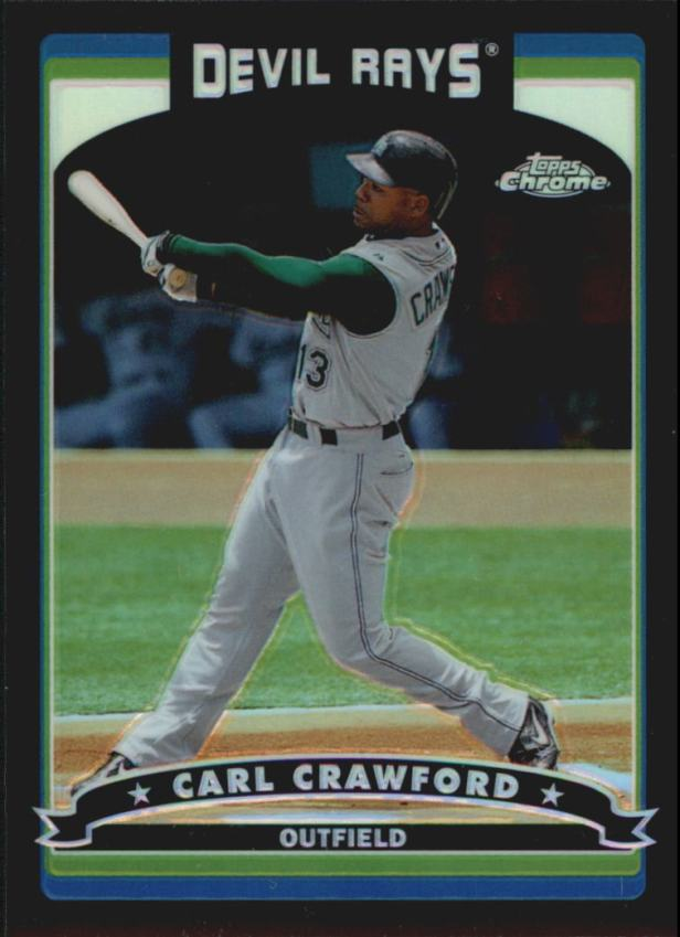 Carl Crawford 8